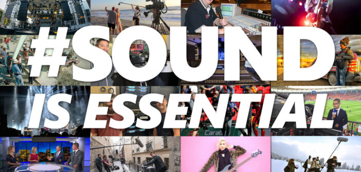Lectrosonics Leads 'Sound is Essential' Social Media Campaign